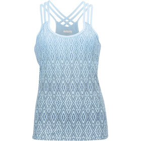 Marmot Vogue Koszulka bez rękawów Kobiety niebieski